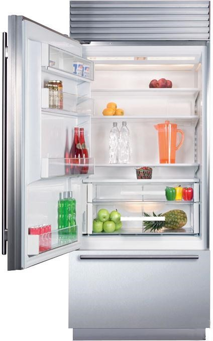 Offers Easy Access Refrigerated Storage with a Roll-out Freezer Drawer