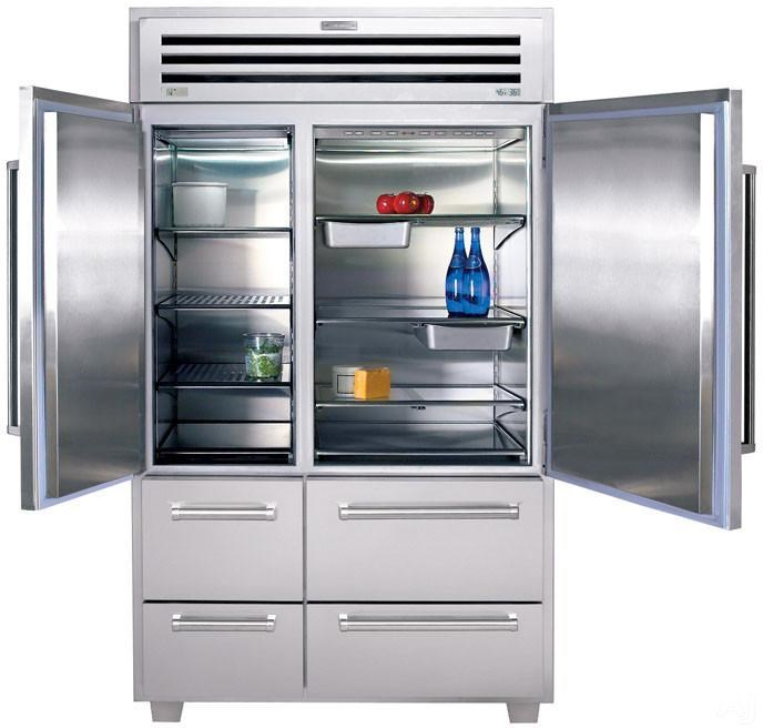 Dual Refrigeration Technology Caters to the Refrigerator and Freezer Separately