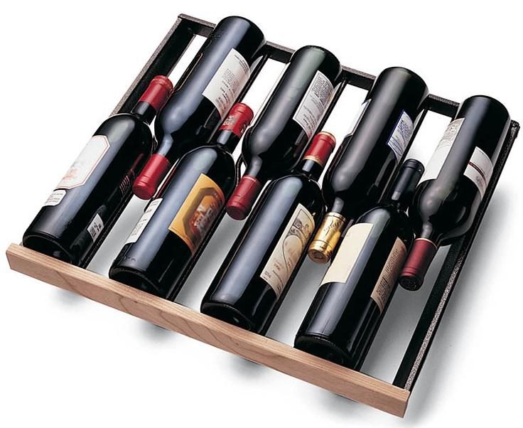 Accommodate Standard 750 ml Bottles, Half-bottles, as well as Magnums