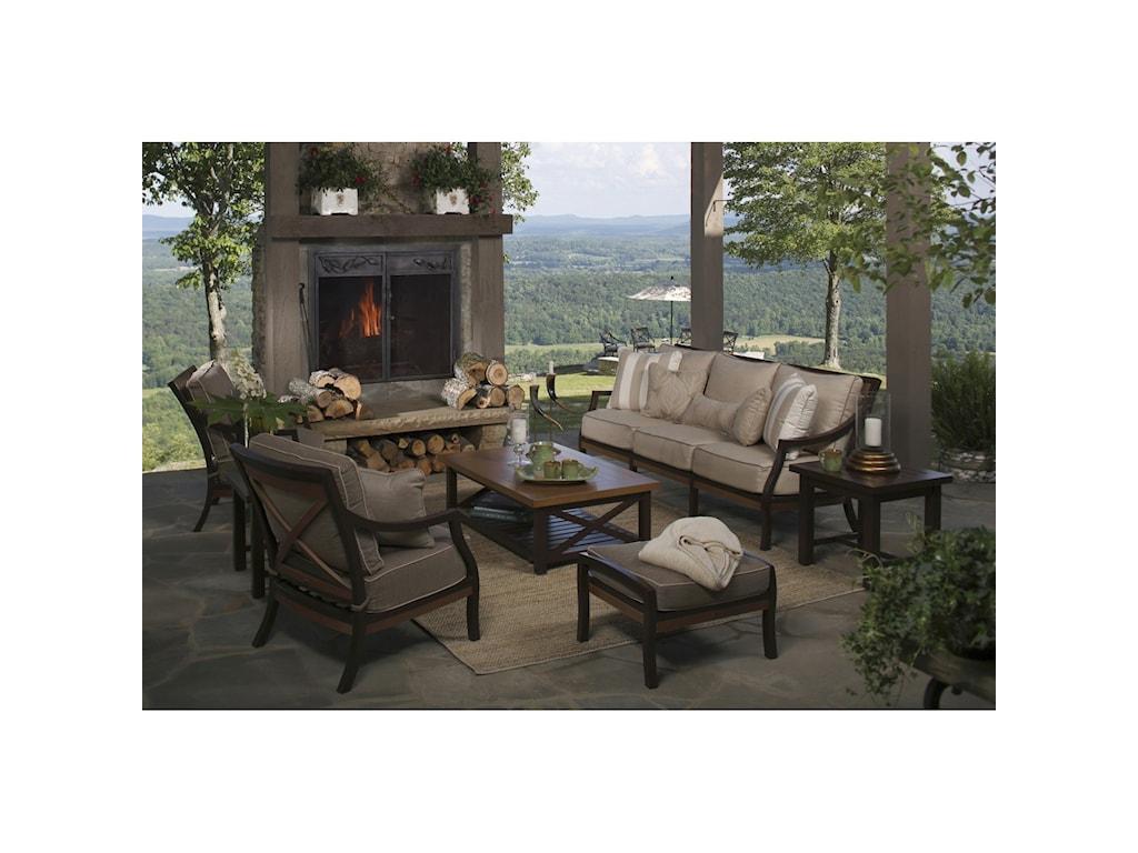 Summer Classics Belize Belize Outdoor Lounge Chair Dunk  Bright - Summer classics outdoor furniture