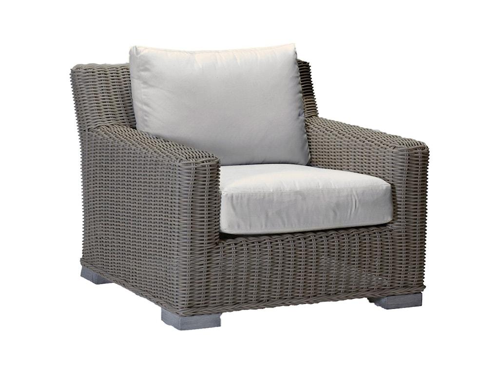 Summer Classics RusticRustic Lounge Chair