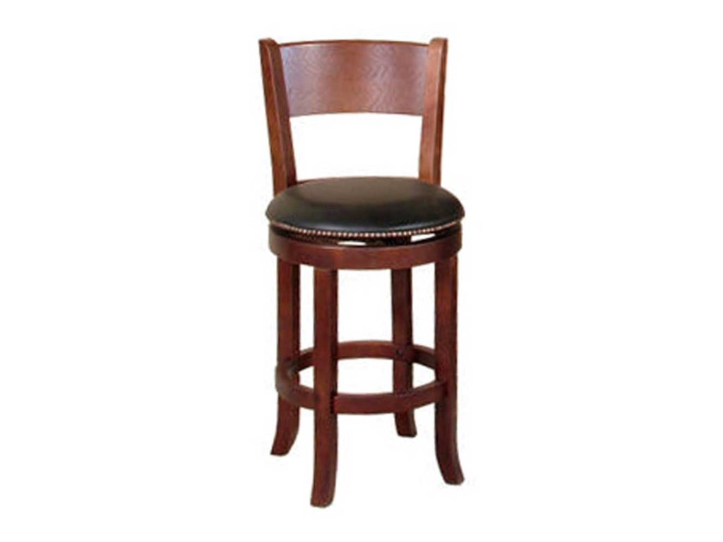 Sunny Designs CappuccinoSwivel Barstool