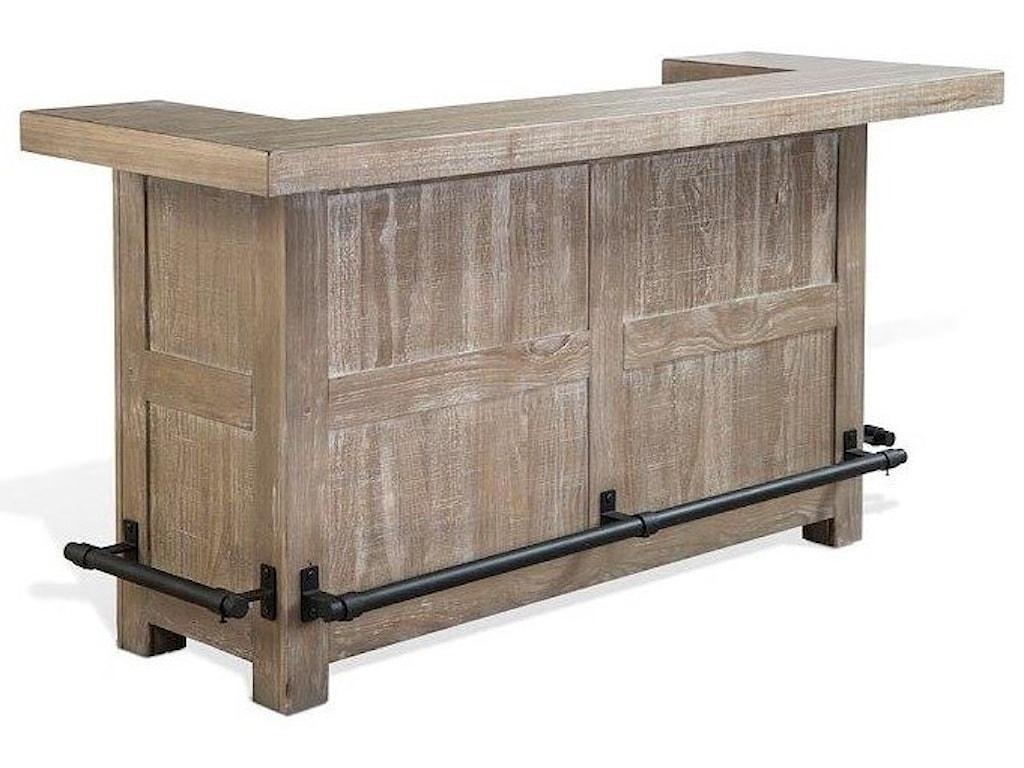 Sunny Designs 1963All Wood Bar