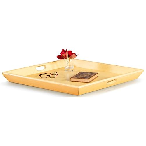 Sunny Designs 2195 Casual Ottoman Tray