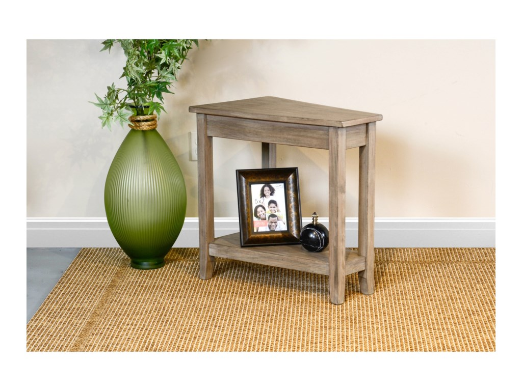 Sunny Designs 2226Chair Side Table