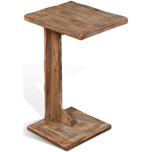 Sunny Designs 2259 Rustic End Table