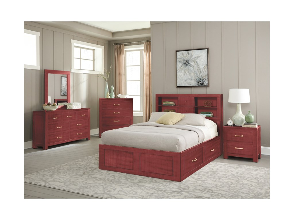 Sunny Designs 2319Twin Bedroom Group