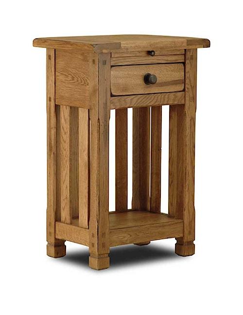 Sunny Designs Sedona Rustic Oak Phone Stand