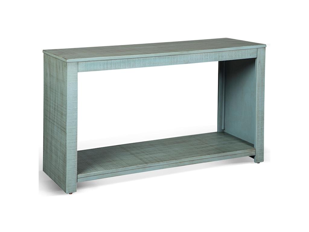 Sunny Designs 3108Solid Wood Mahogany Sofa Table