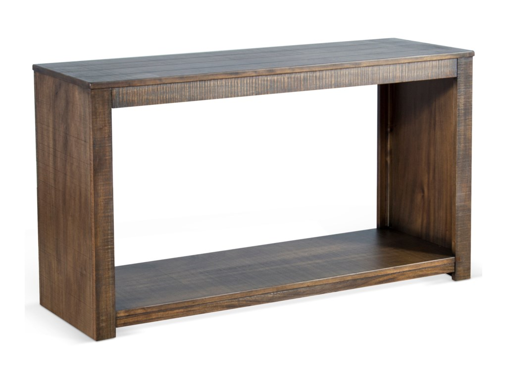 VFM Signature 3108Solid Wood Mahogany Sofa Table