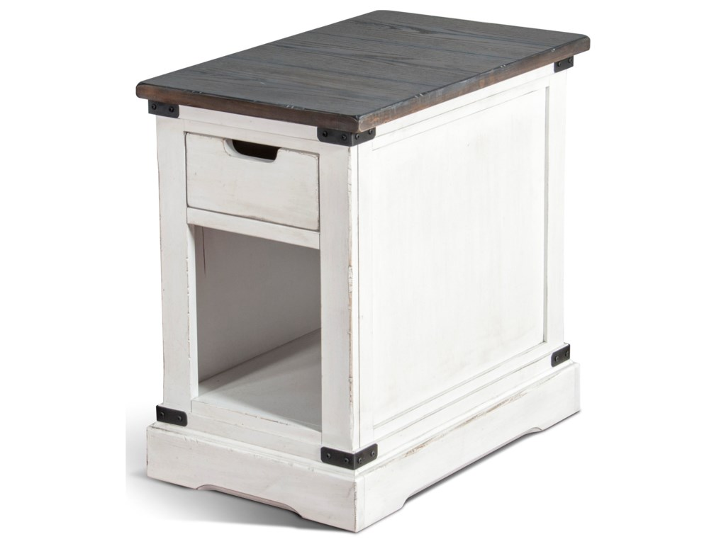 Sunny Designs 3270Chair Side Table