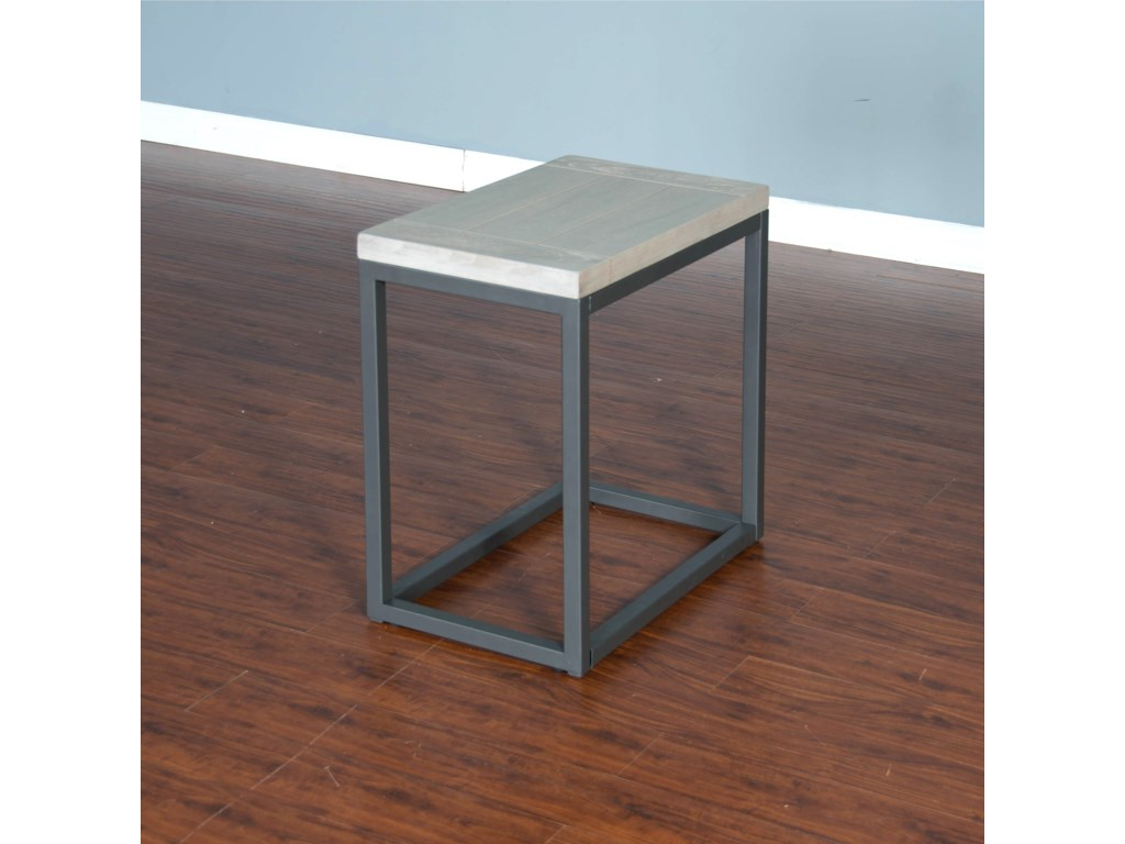 Sunny Designs 3274Chair Side Table