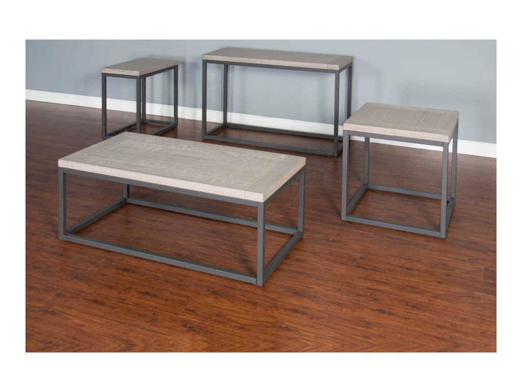 Sunny Designs 3274Sofa/Console Table