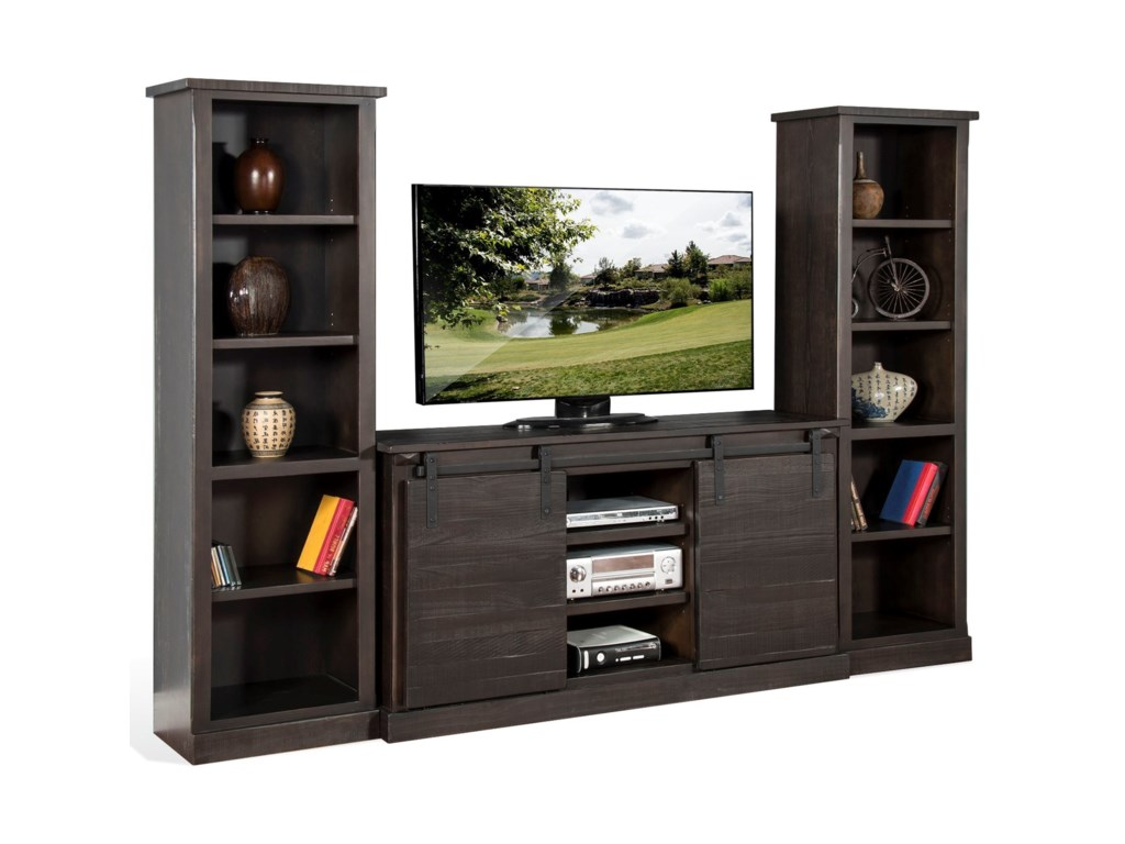 VFM Signature 3577Entertainment Wall Unit