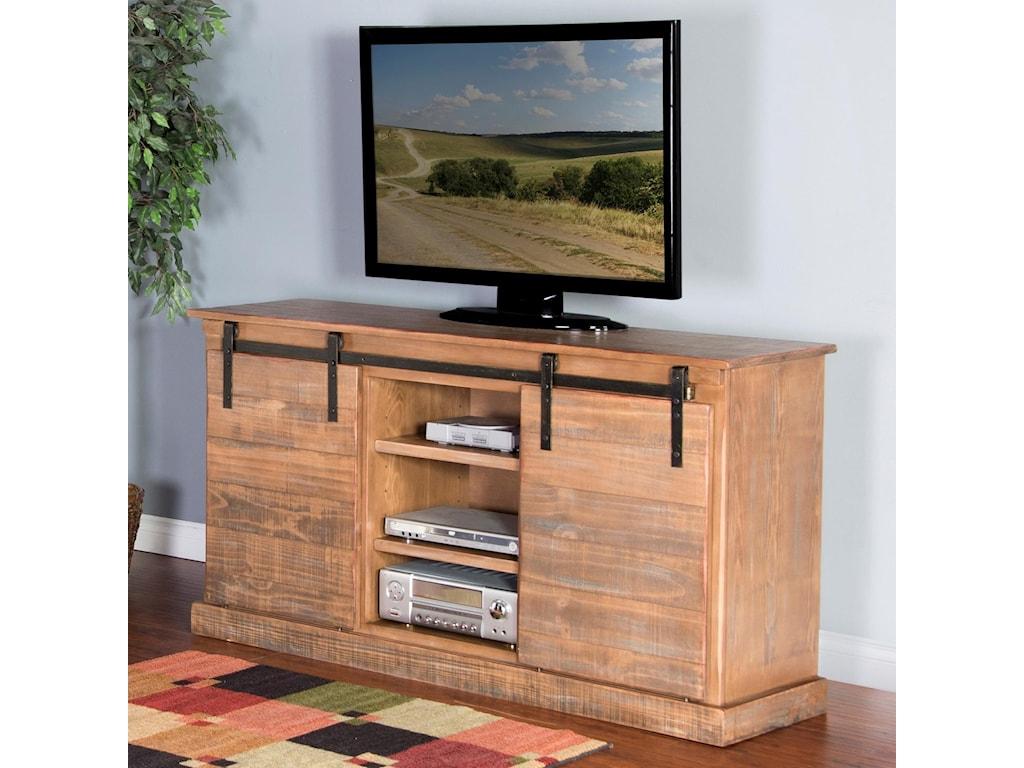 Sunny Designs Rustic Barn65