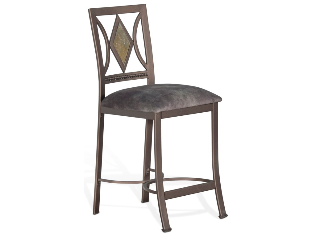 Sunny Designs AlexanderCounter Height Barstool