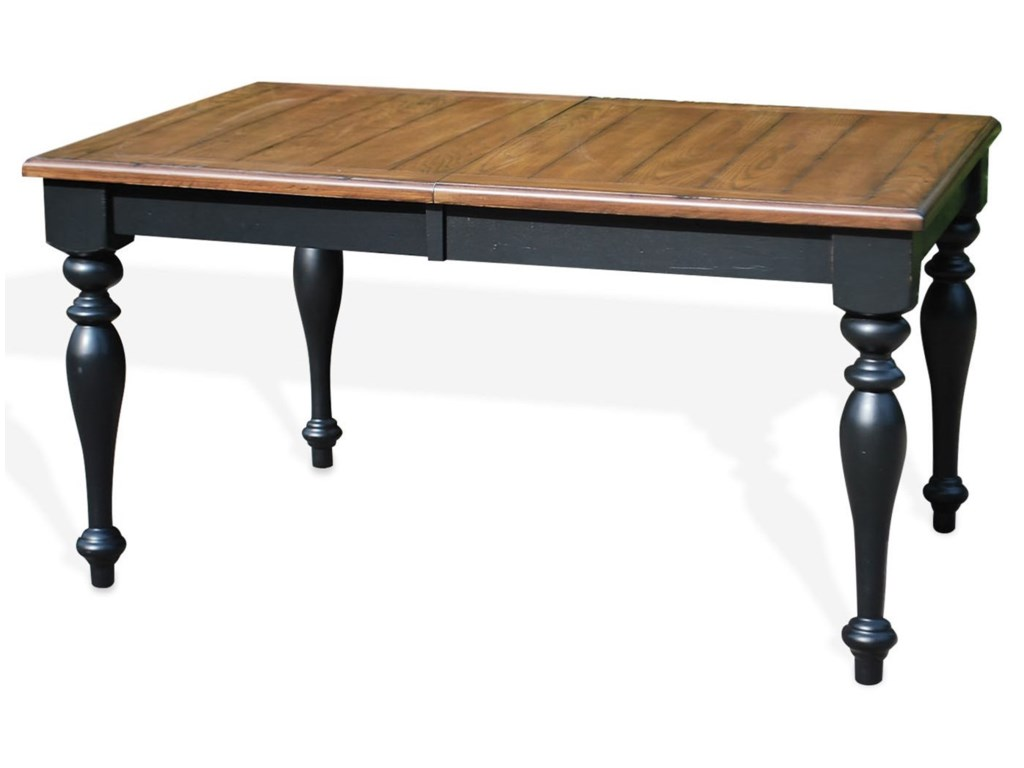 Sunny Designs Bourbon TrailExtension Dining Table