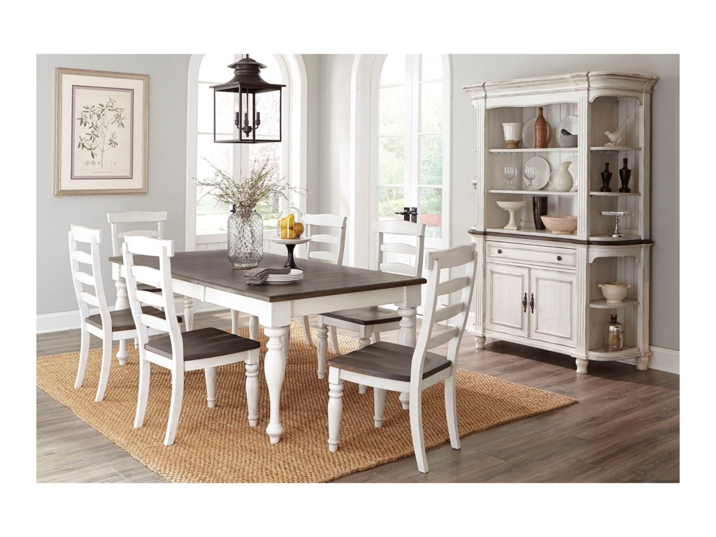 Sunny Designs Bourbon CountyFormal Dining Room Group