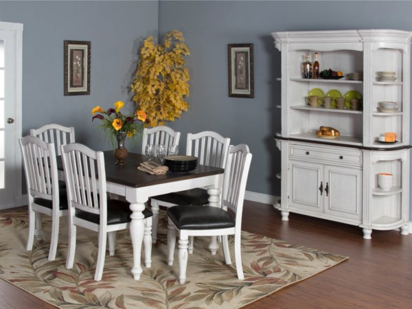 Page 8 of casual dining room group tri cities johnson for Dining room johnson city tn