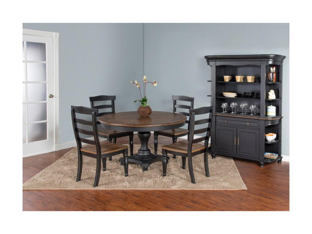 Sunny Designs Bourbon TrailCasual Dining Room Group