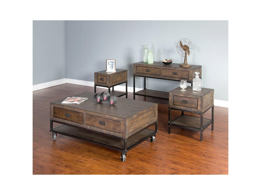 Sunny Designs BristolSofa Table