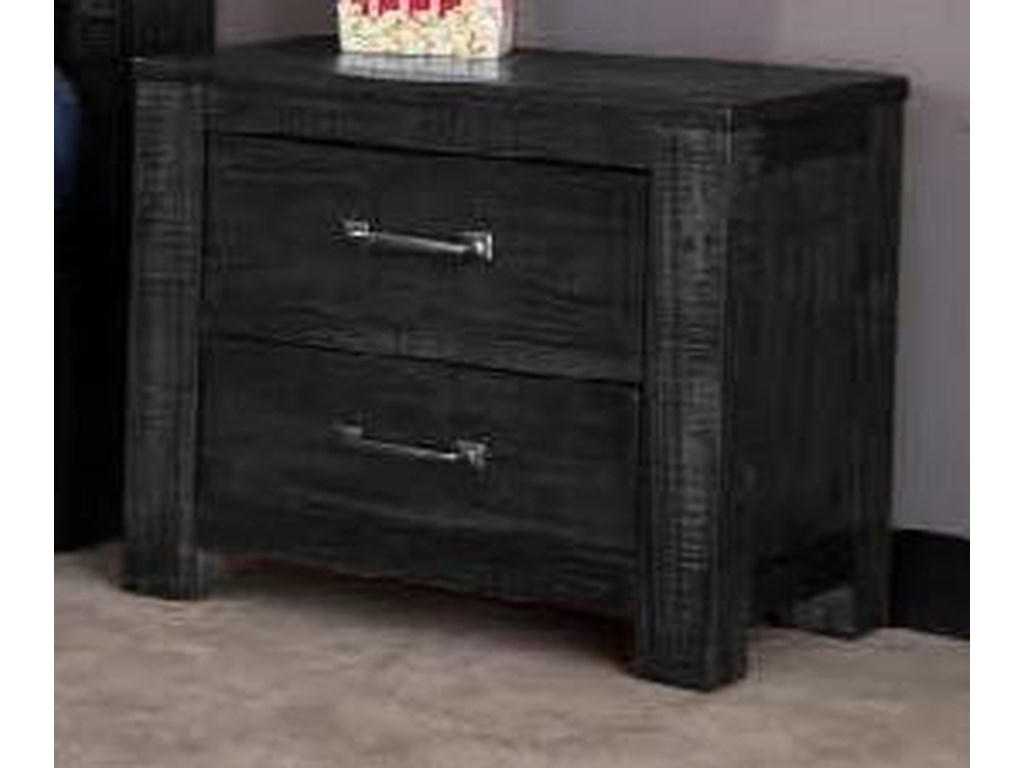 Market Square Bryant-Bryant Night Stand