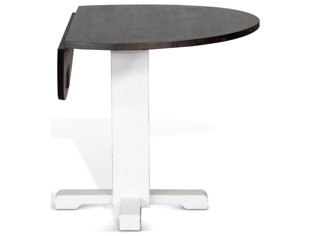 Sunny Designs Carriage HouseDrop Leaf Table