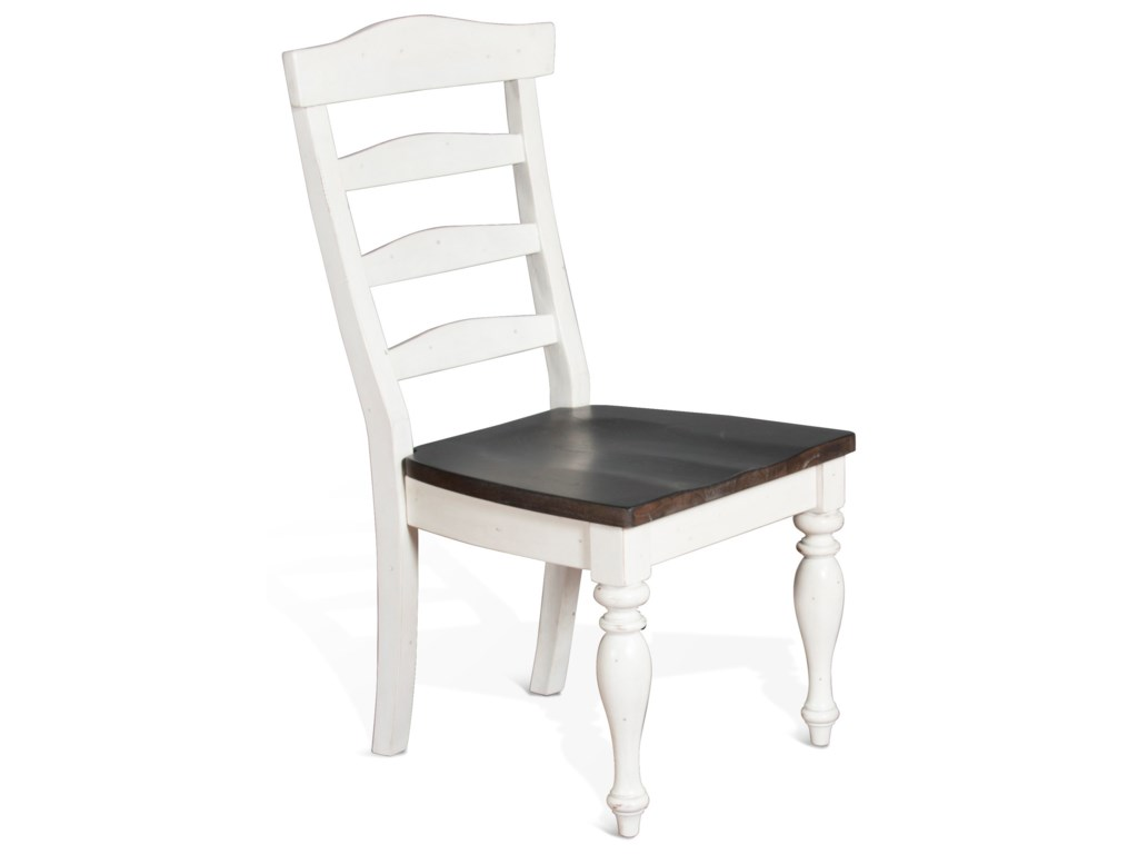 Sunny Designs Carriage HouseLadderback Chair