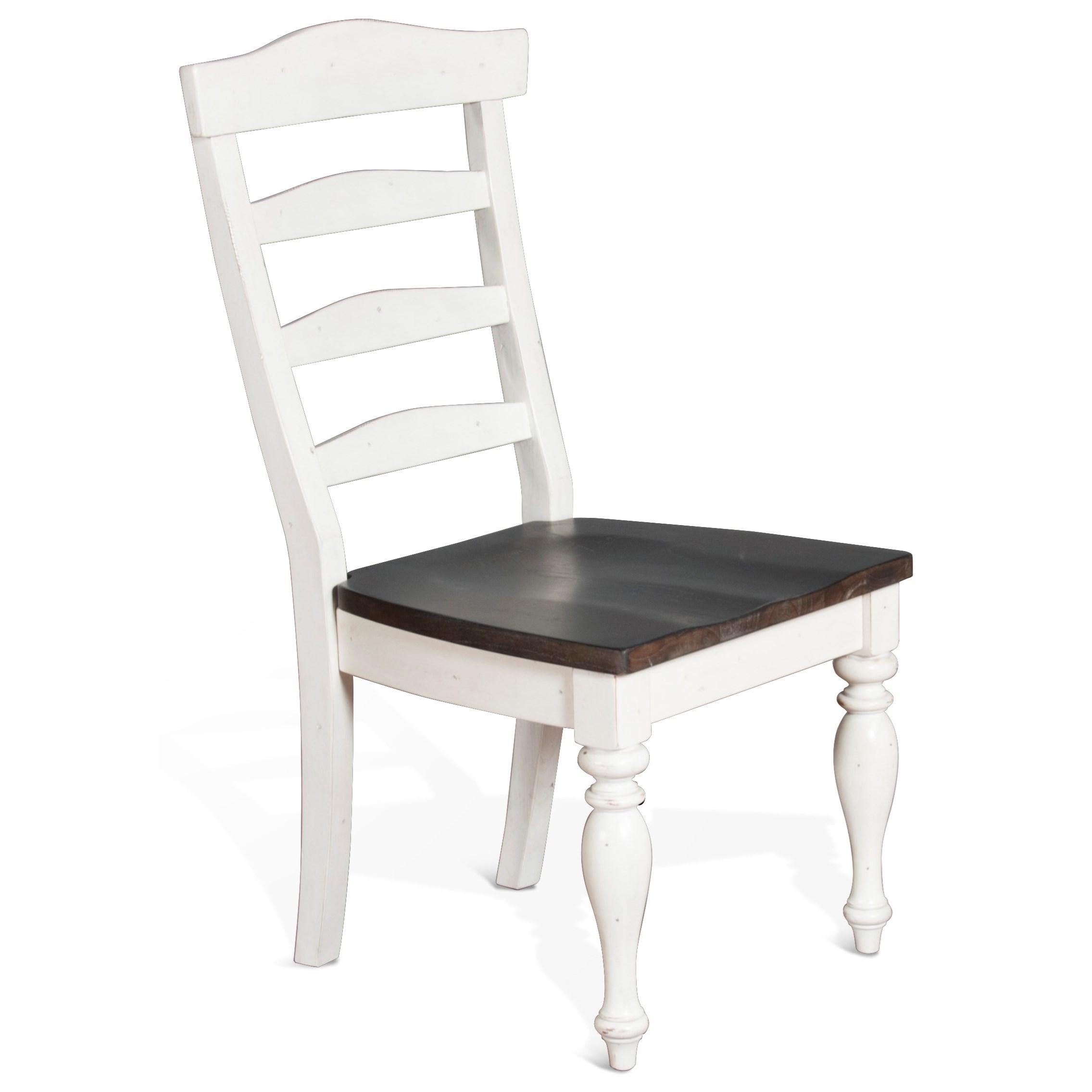 High Quality Sunny Designs Carriage HouseLadderback Chair ...