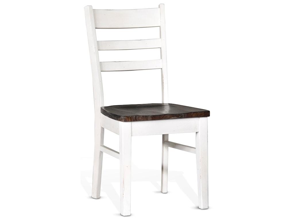 Sunny Designs Carriage HouseLadderback Chair