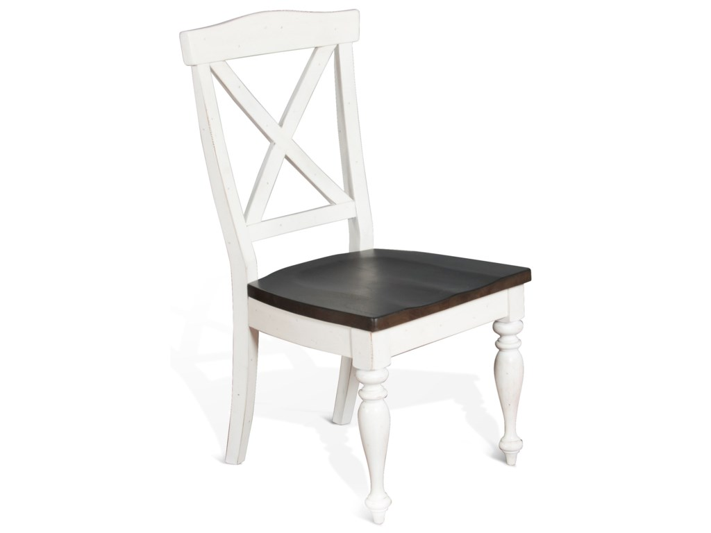 Sunny Designs Carriage HouseX-Back Chair