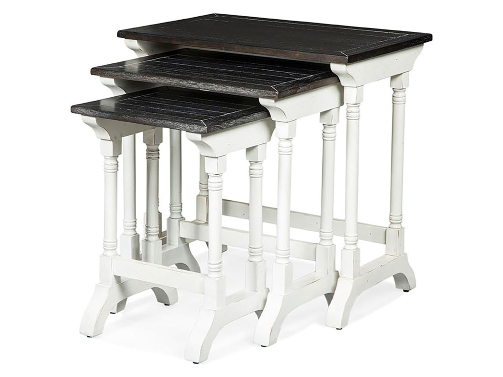 Sunny Designs Carriage HouseThree Piece Nesting Table