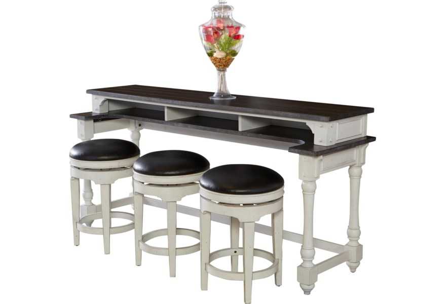 Coffee Table With Hidden Stools Coffee Tables Ideas