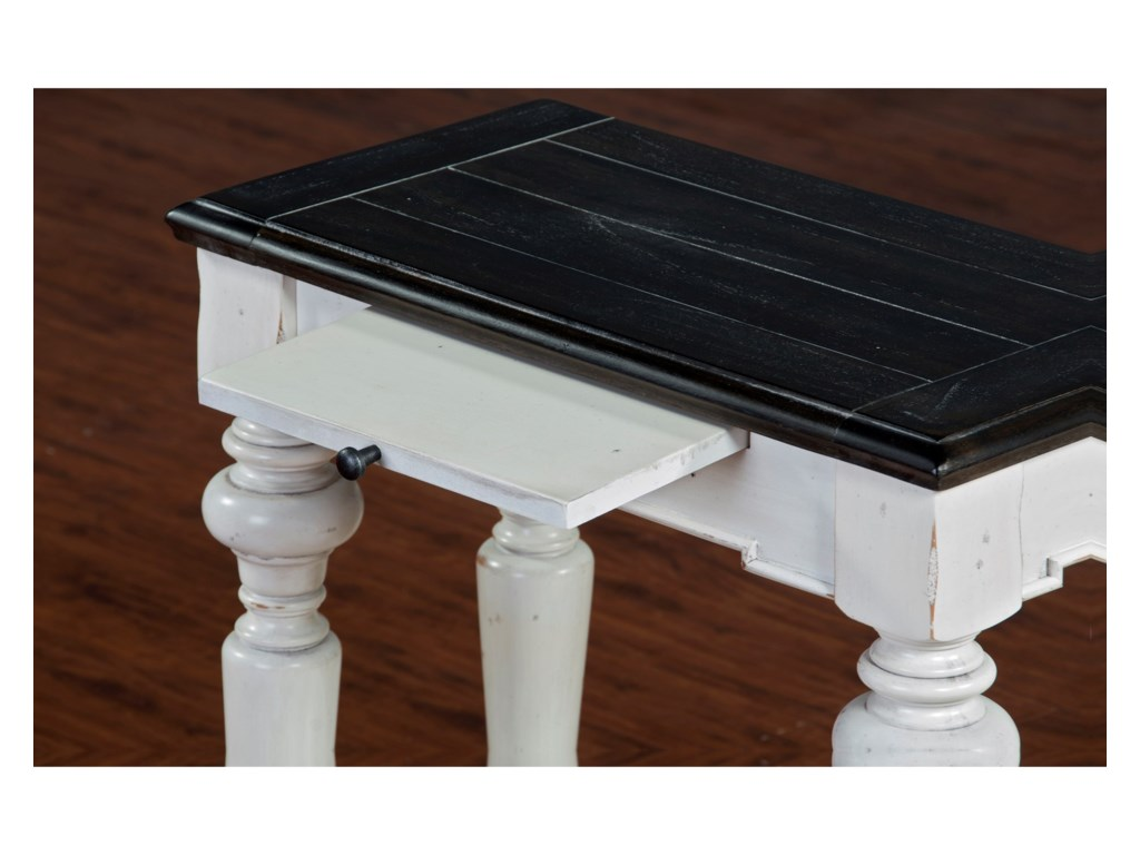 Sunny Designs Carriage HouseChair Side Table