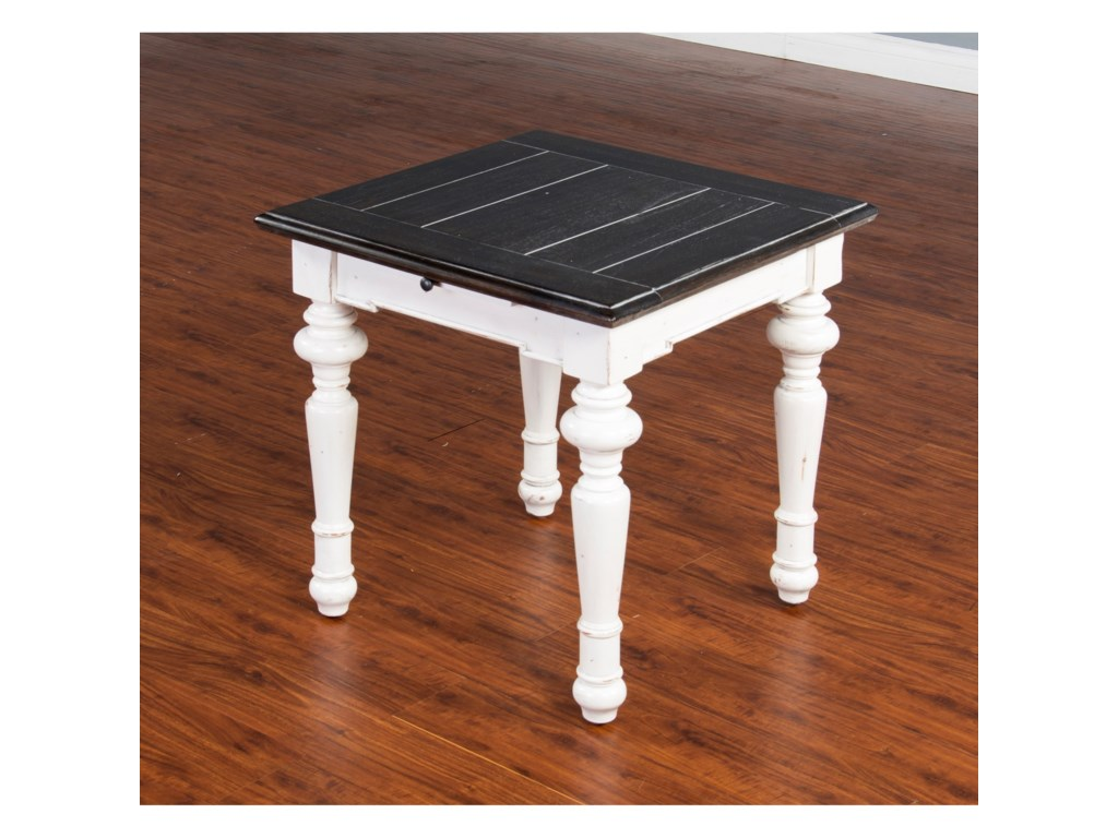 Sunny Designs Carriage HouseEnd Table