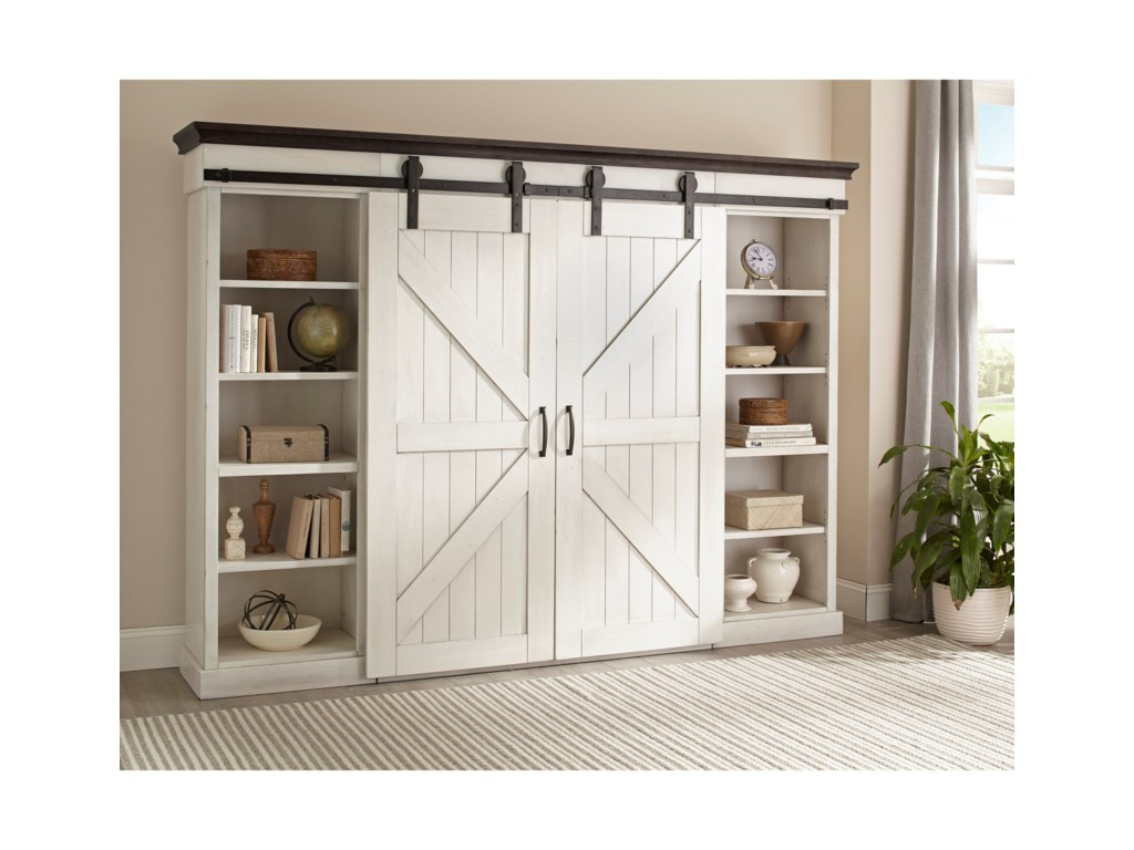 Sunny Designs Carriage HouseEntertainment Wall