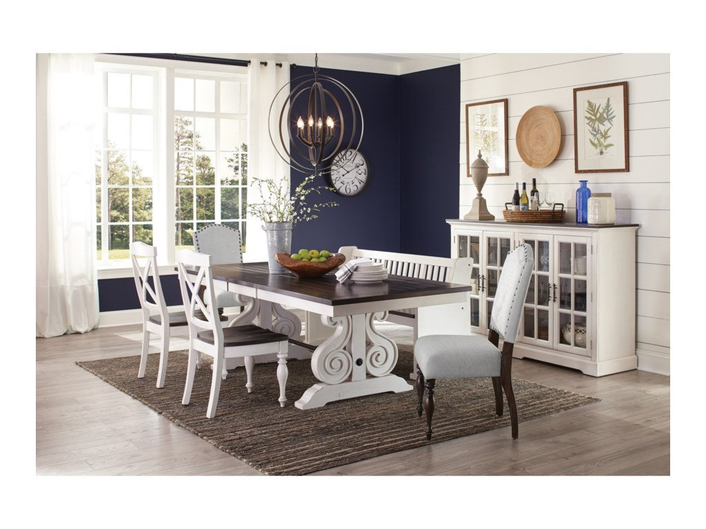 Sunny Designs Carriage HouseFormal Dining Group