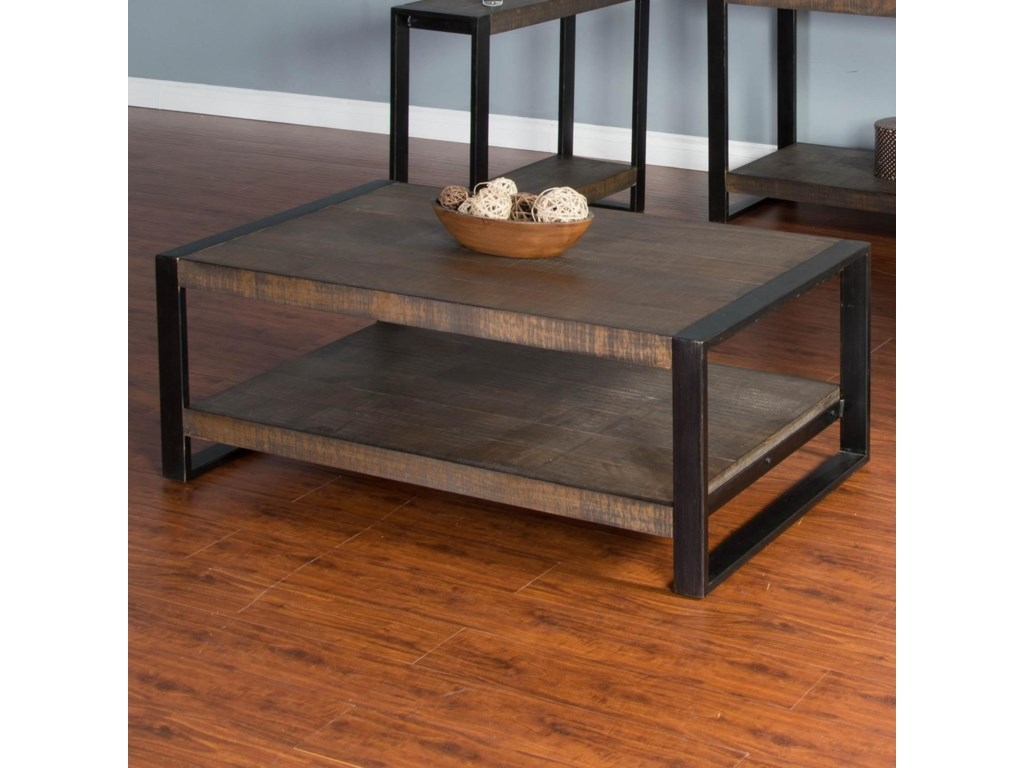Sunny Designs DurhamCoffee Table
