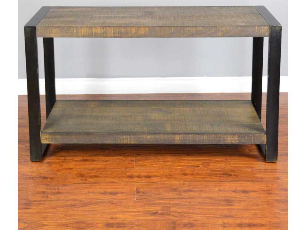 Sunny Designs DurhamSofa/ Console Table