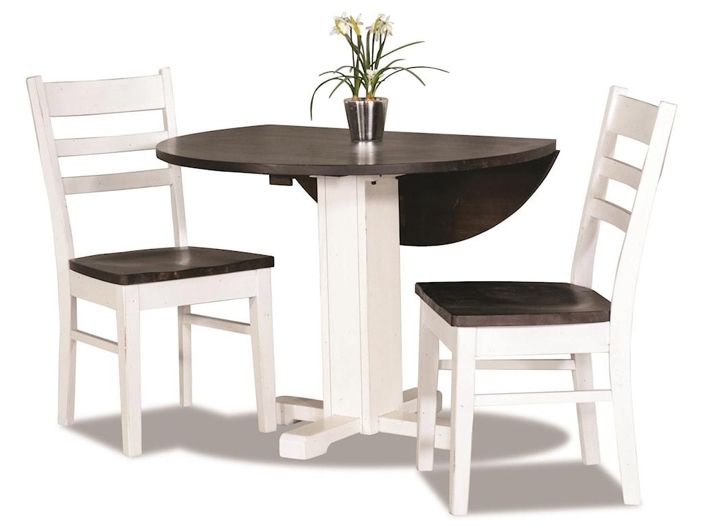 Sunny Designs FairbanksFairbanks 3-Piece Dining Set