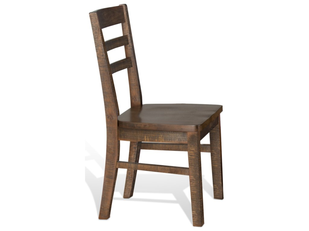 Sunny Designs HomesteadLadderback Side Chair