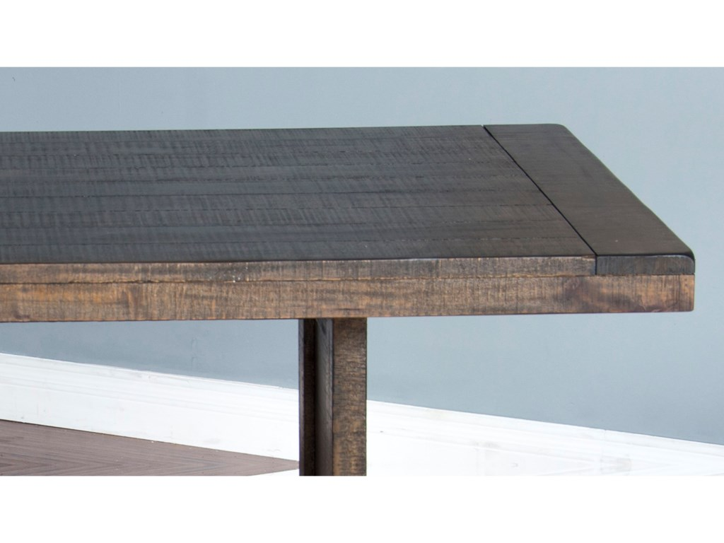 Sunny Designs HomesteadTable with 2 Benches