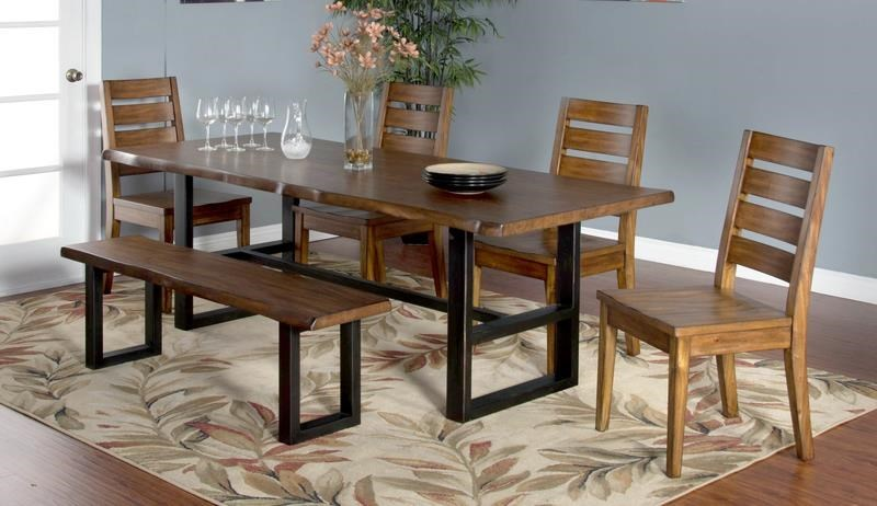 Market Square Minden 5-Piece Dining Set includes Table and 4 Side ...
