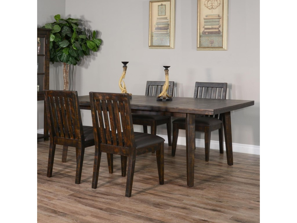 Sunny Designs Nassau5-Piece Table Set