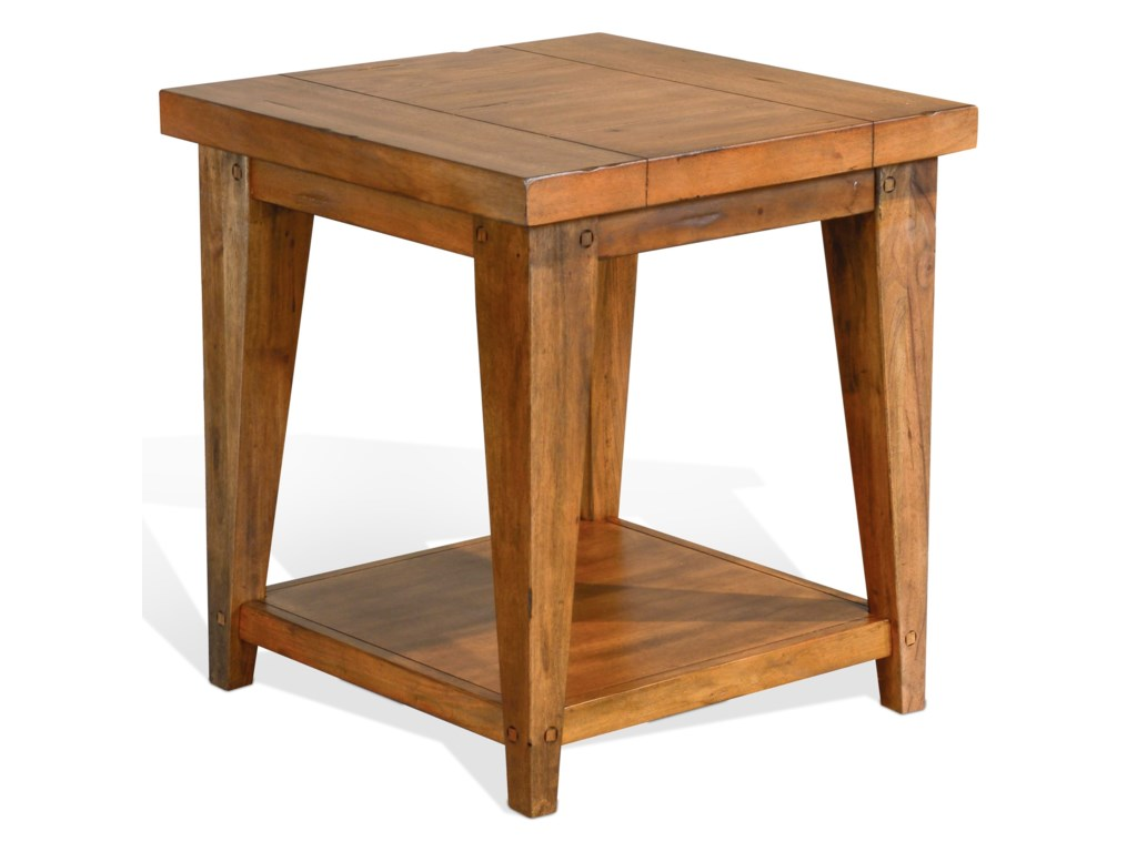 Sunny Designs Mossy Oak Nativ LivingEnd Table