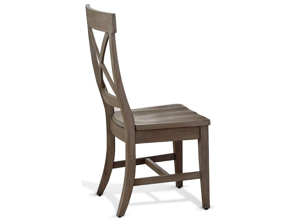 Sunny Designs Palm BeachCrossback Chair