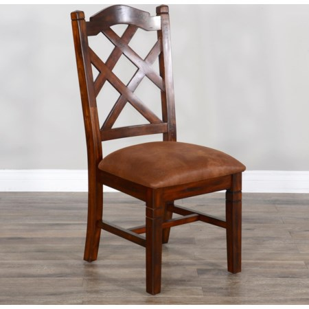 Crossback Dining Side Chair
