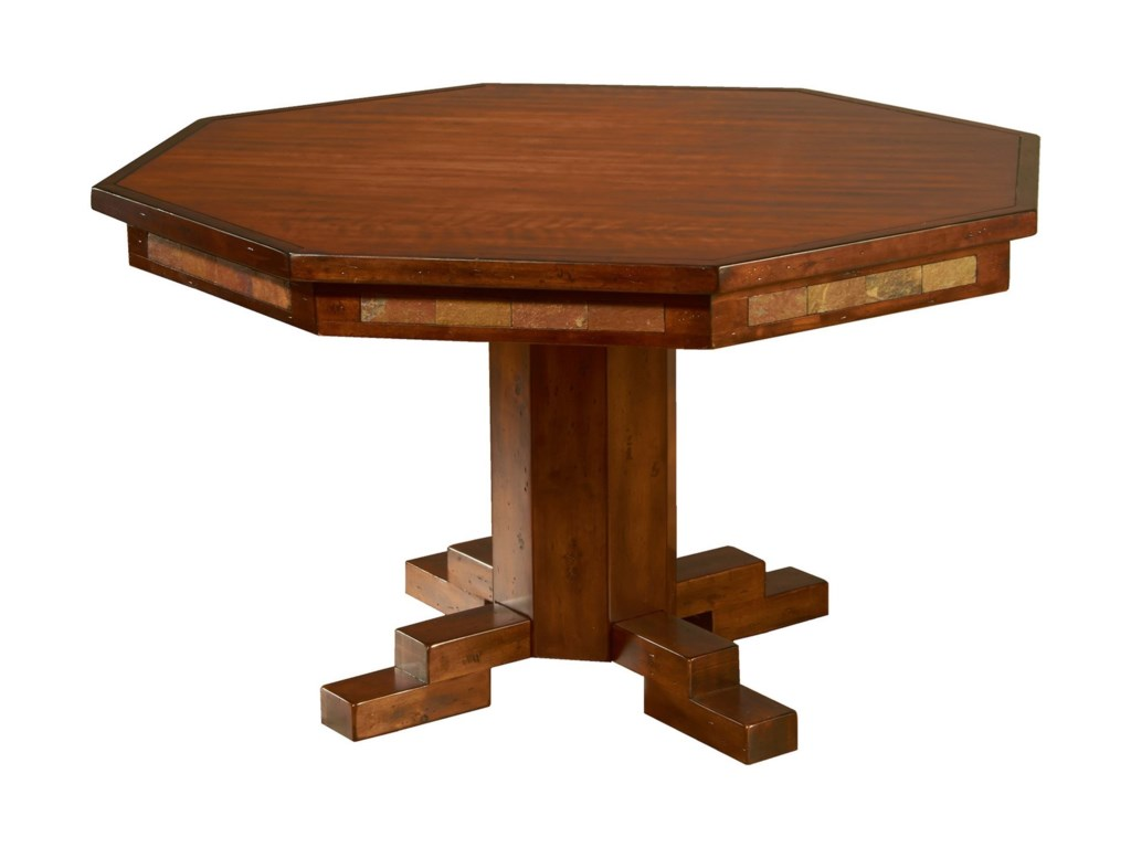 Sunny Designs Santa FeGame & Dining Table