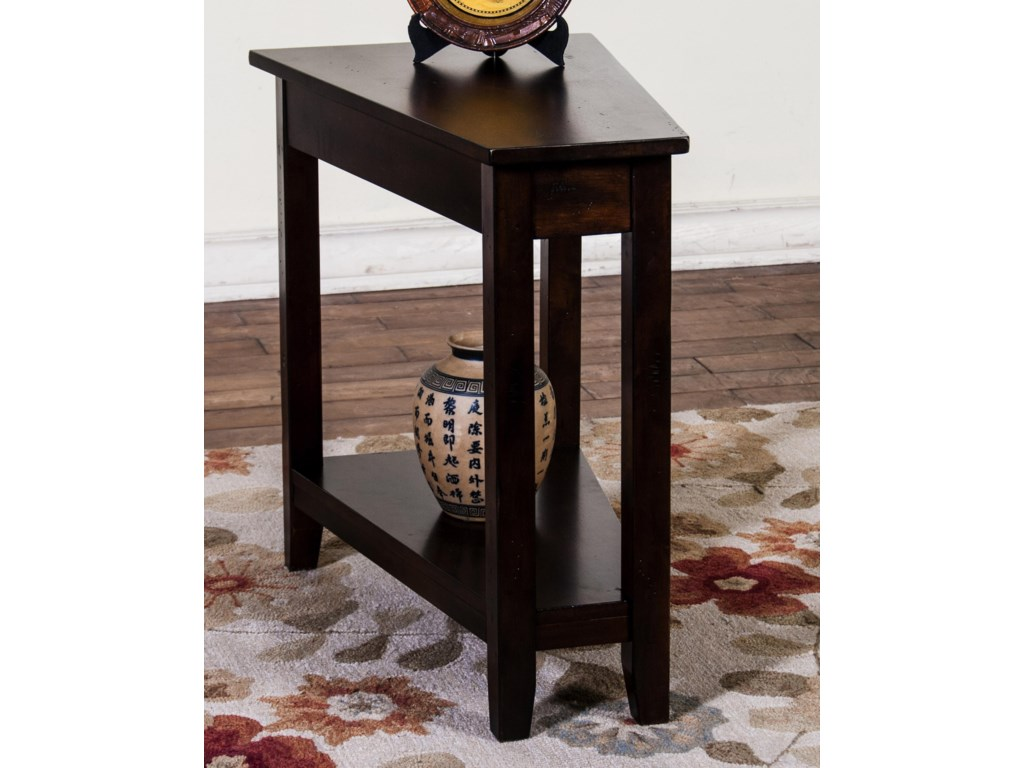 Sunny Designs Santa FeChair Side Table