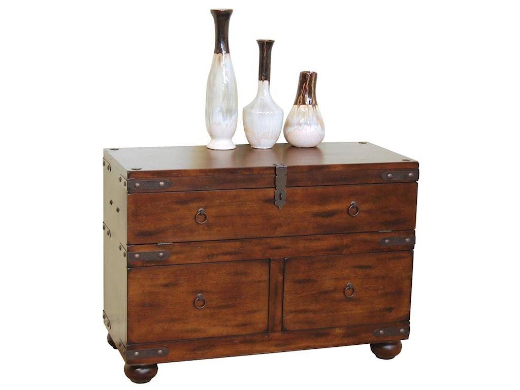 Sunny Designs Santa Fe3 Drawer Sofa Table